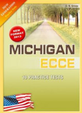 New Generation Michigan ECCE Student's Book (10 Practice Tests)2013 new edition
