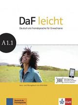 Daf Leicht - Kurs-und Ubungsbuch A1.1 MIT Dvd-rom