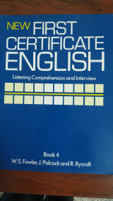 New First Certificate English Book 4