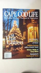 Cape Cod Life - December 2004 - 4.99$