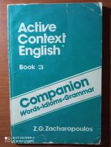 Active context English