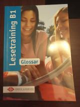 Lesetraining B1 - Glossar