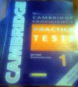 New Cambridge Proficiency Practice Tests 1