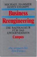 Business reengineering
