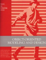 Object-Orineted Modelling and Design