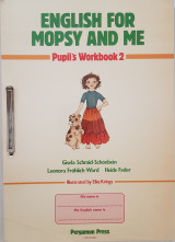 English For Mopsy And Me Pupil's Workbook 2