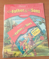 The Father & His Sons [Book + Multi-rom (audio CD/Dvd)]
