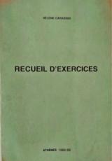 Recueil d' exercices