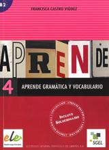 Aprende Gramatica Y Vocabulario 4 Bk. 4