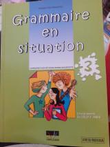 Grammaire en situation