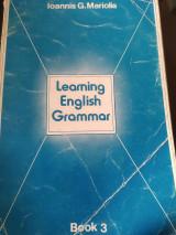 Learning English grammar book 3