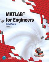 Matlab για Μηχανικούς Holly Moore Πέμπτη Έκδοση
