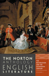 The Norton Anthology of English Literature v. C Rest/18 C Restoration and the 18th Century