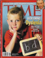 TIME  2003 Overcoming Dyslexia, Trusting Toni: Can Blair repair the damage?