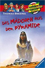 Das Mädchen aus der Pyramide