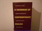 A Grammar of Contemporary English