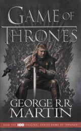 A Song of Ice and Fire - A Game of Thrones ,Μαλακό Εξώφυλλο