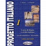 Progetto Italiano - Libro dei testi e della grammatica