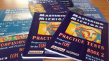 Mastering Michigan Course Book, Practice Test Book, Companion & CDs
