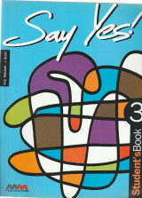 Say yes! 3 Student's book