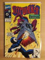 Sleepwalker #2 (1991) Marvel