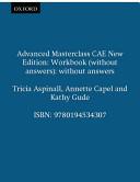 Advanced Masterclass CAE