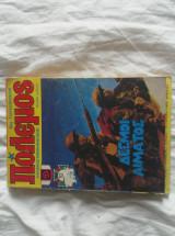 Πολεμος τευχος 93 κομικς 1980