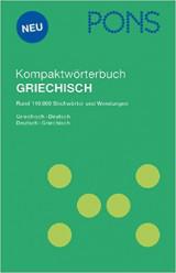 Pons Kompaktwörterbuch Griechisch