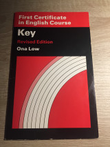 First Certificate in English Course