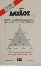 Δαυλός τεύχος 138 - Ιούνιος 1993