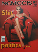 Nemesis - shit politics - Τεύχος 83