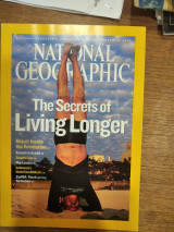 National geographic november 2005