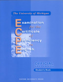 Examination for the Certificate of Proficiency in English