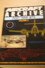 Postwar Jets: v. 3 (Aircraft Archive)