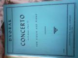 Dvorak concerto